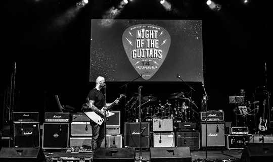 Bild Night Of The Guitars der Initiant